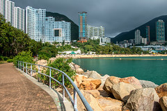 Repulse Bay Dark Afternoon, Hong Kong