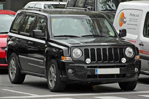 Jeep Patriot (2007)