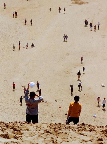 Tottori sand dunes_09