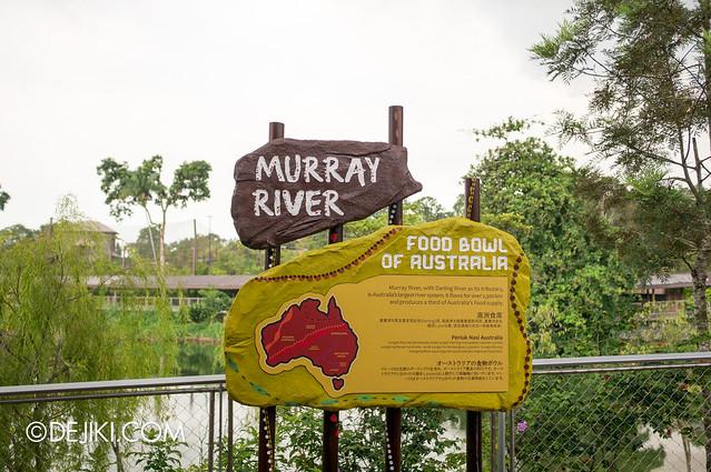 River Safari - Murray River