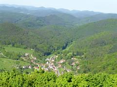 Nothweiler in den Vogesen