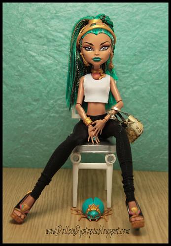 Nefera Redress by DollsinDystopia