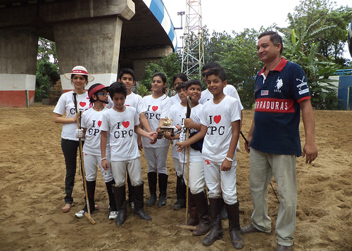 The Amateurs - Calcutta Polo Club Teenagers' Team by EventArchitect