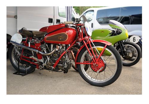 Moto Guzzi Bicilindrica 500cc by Michel 67