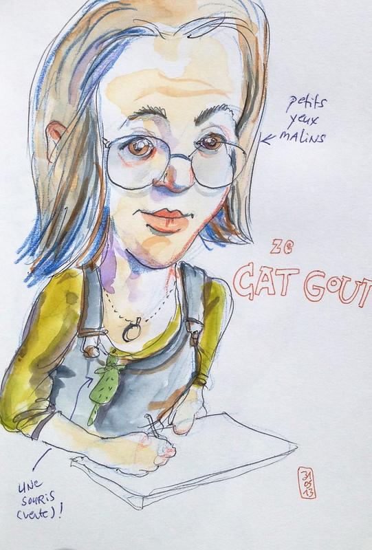 Cat Gout