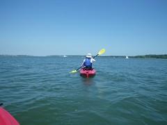 日, 2013-06-02 13:17 - カヤック Oyster Bay