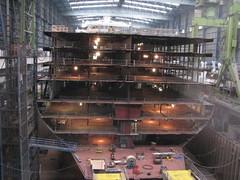 Februar 2009 - Meyer Werft