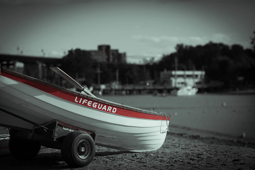 Lifeguard Dinghy