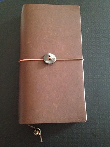 Pelle traveler's notebook
