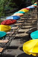 Umbrellas and Shadows