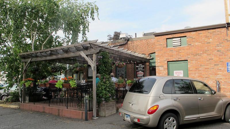 Main Pub patio