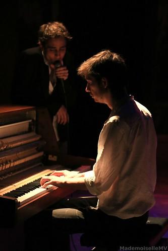Benjamin Siksou - Valises Blues @Festival d'Avignon Off