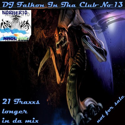 DJ Falkon In Tha Club No 13 Front