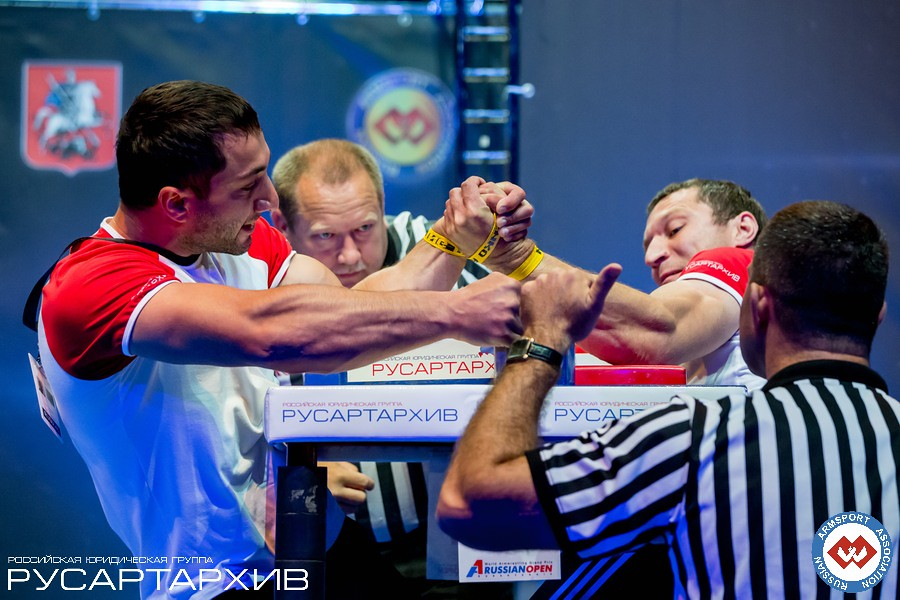 Khadzimurat Zoloev vs. Kazimir Iskandarov  │ A1 RUSSIAN OPEN 2013, Photo Source: armsport-rus.ru