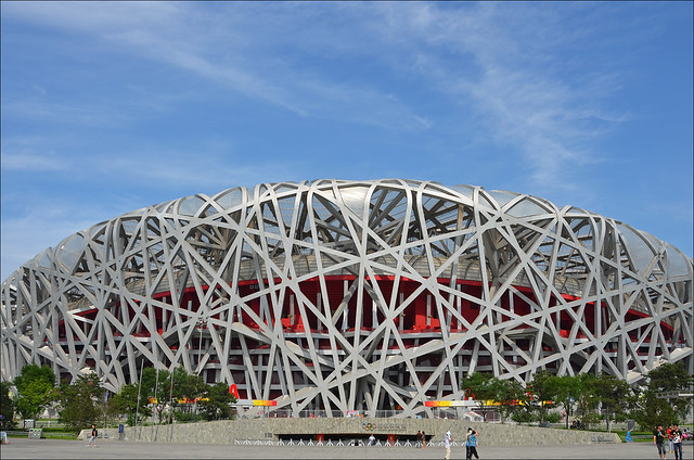 06_29 Beijing - National Stadium - Bird's Nest
