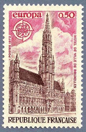 Europa. 1973