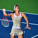 Andrea Petkovic, Citi Open finals by angela n.