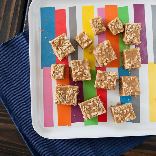 Crispy Peanut Butter FudgeIMG_4429