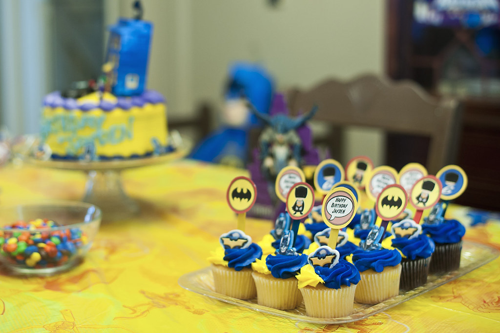 Kroger Design Your Own Cake : Holy Birthday Party Batman!   mandy mester