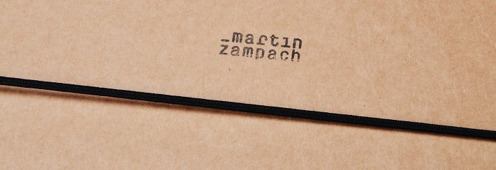 Packaging of Martin Zampach