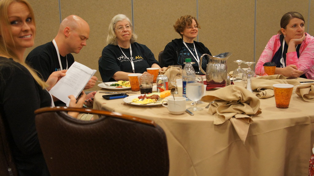 Love this photo from That Conference #ThatConference @ThatConference [pic] --