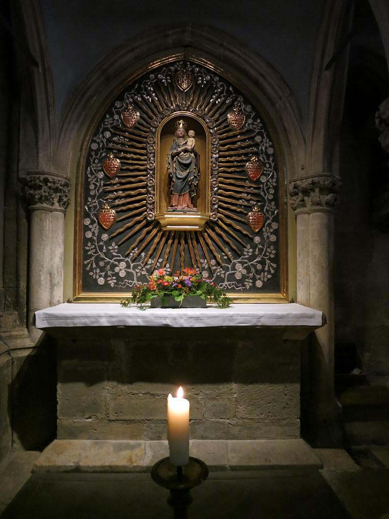 Regensburg's Dom.