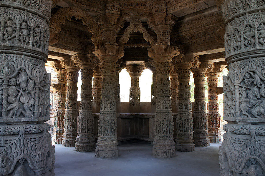 Храм Солнца (Сурьи), Модхера © Kartzon Dream - авторские путешествия, авторские туры в Индию, тревел фото, тревел видео, фототуры