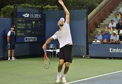 2013 US Open (Tennis) - Ivo Karlovic