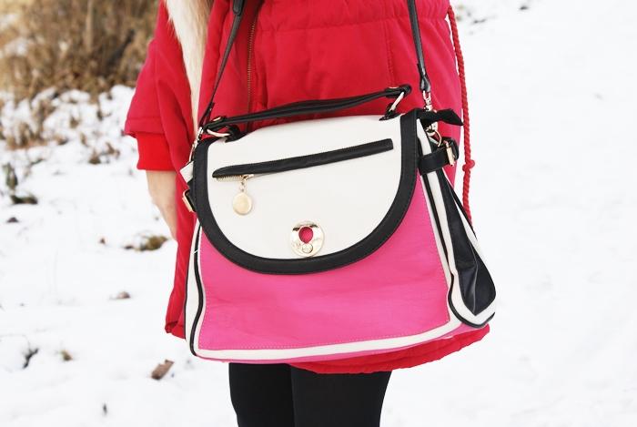 różowa torebka barbie blog