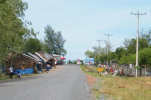 Sijhanoukville slum