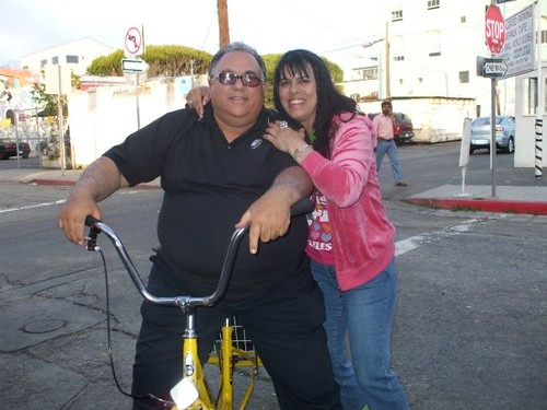 Larry and Debbie Parker