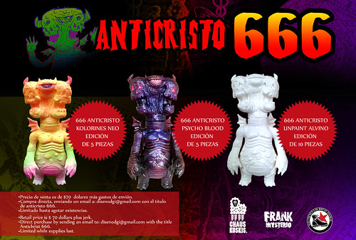 FLYER 666 by frankmysterio 2 APC