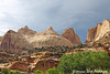 Navajo Dome - Capitol Reef National Park by Adrienne's Travels