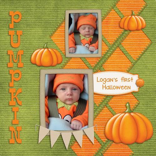 Pumpkin by Lukasmummy