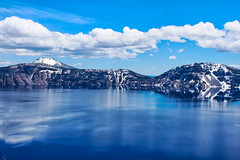 arctic ocean, horizon, cloud, fjord, mountain, arctic, sea, glacial landform, mountain range, loch, lake, ice, glacier, reflection, landscape, sky, panorama, mountainous landforms,