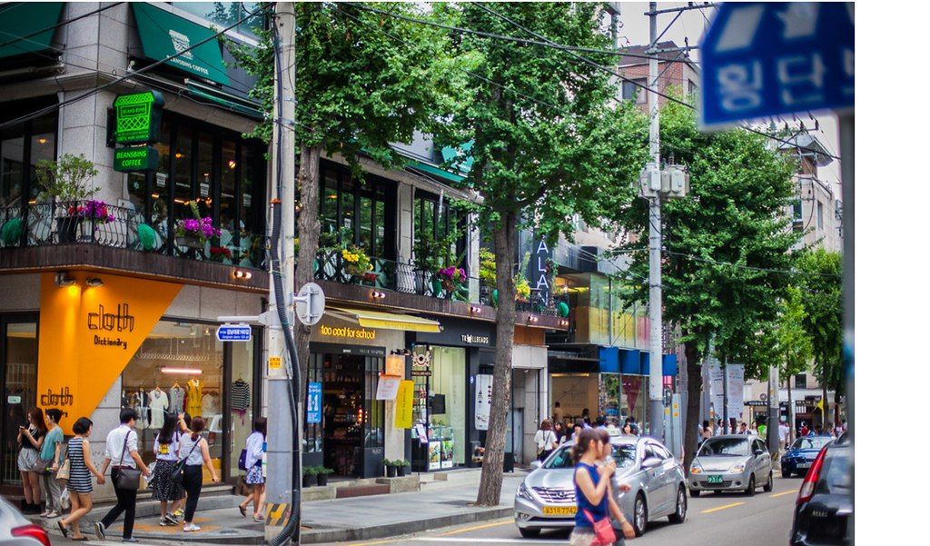 Places I Want To Visit Garosugil Whats New Korea