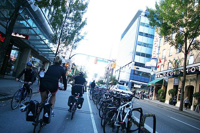many bikes