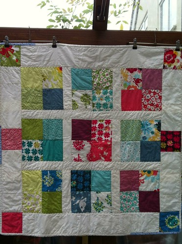 Just wing it quilt