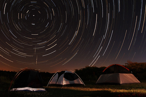 park camping canon stars landscape outside island coast tents long exposure texas state goose campground campsite startrails 60d