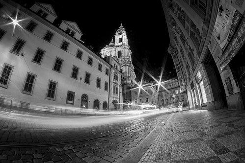 Fish with Fisheye, Prague by Zdenek Papes