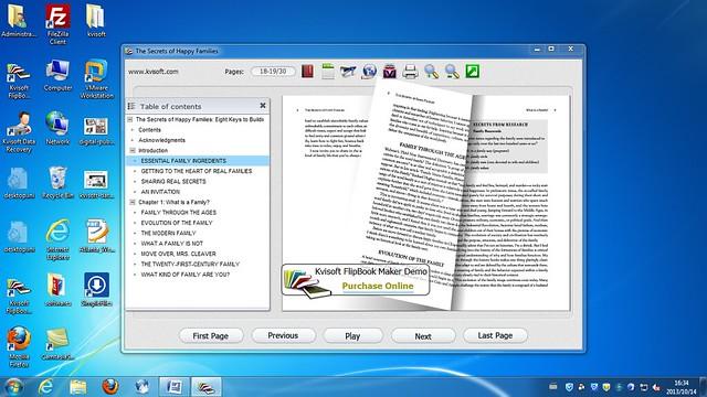 offline exe flipbook