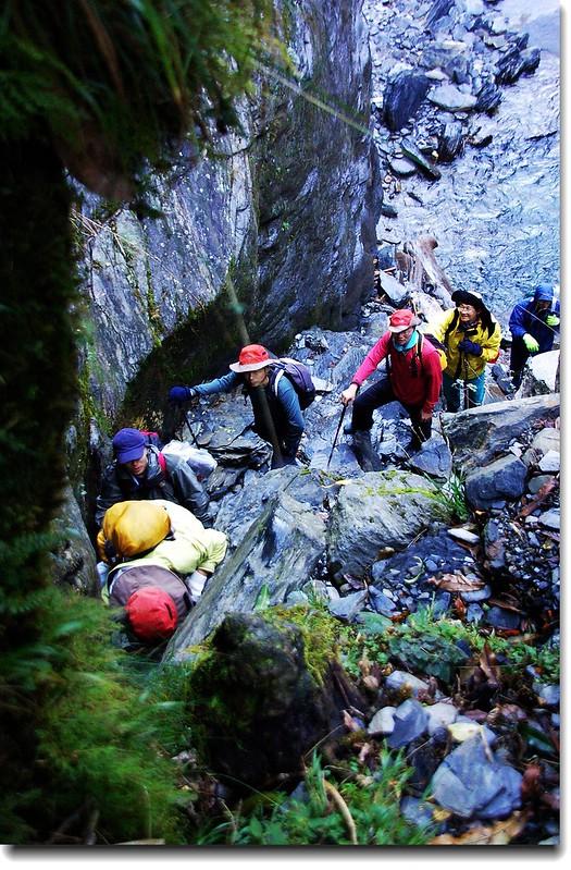 溯溪、攀岩 3