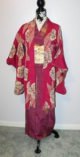 Meisen Kimono Coordination -- working with antiques 10339946205_45e0a2e8b6_n