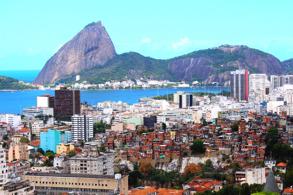 DSC00040/Brasil Rio De Janeiro/Down Town and Favéla/ Sugarloaf/Pain de Sucre