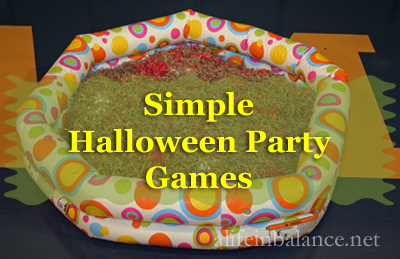 halloween school party skip the candy and bring on games