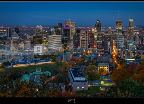 light canada color fall night montagne automne cityscape view montréal québec lumiere getty bluehour montroyal nuit dri couleur ville montain gettyimages digitalblending heurebleue paysageurbain 500px jean271972 availableatgettyimages jeansurprenant