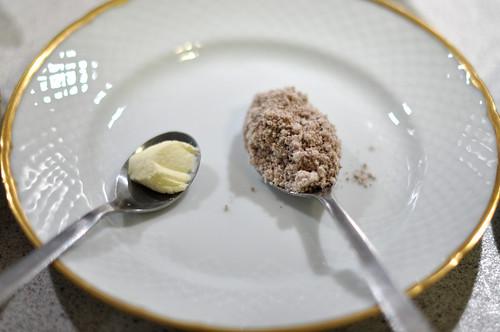 Varm kakao med flødeskum: Chokoladesne og creme double