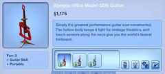 Apogee Ultra Model SD9 Guitar