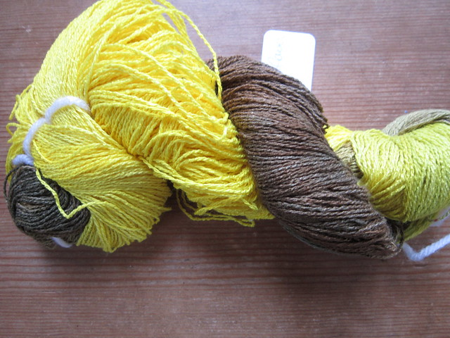 Yarntopia Treasures Bamboo Cotton Sock Yarn