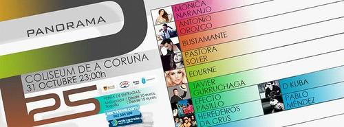 Orquesta Panorama 2013 - Gala 25 Aniversario